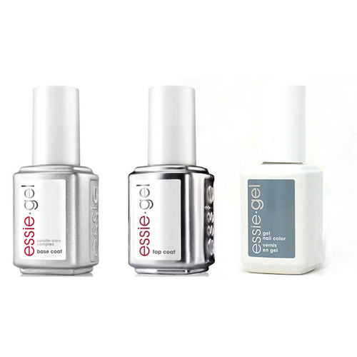 Essie Combo - Gel, Base & - Make A Splash 0.5 oz - #1608G