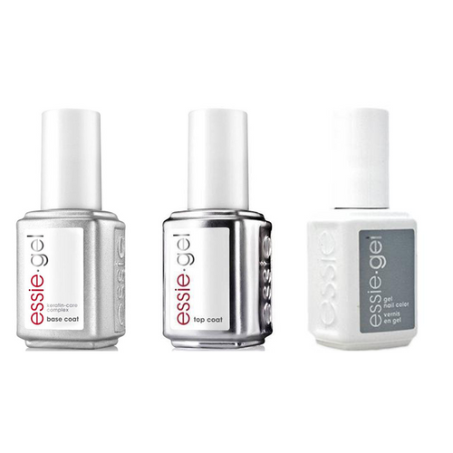 Essie Combo - Gel, Base & - Making Spirits Bright 0.5 oz - #1592G