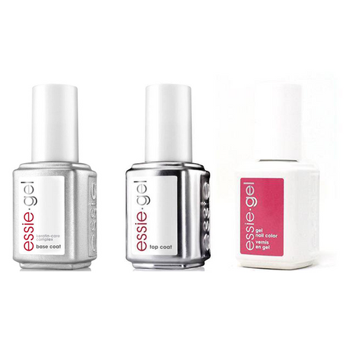 Essie Combo - Gel, Base & - One Way For One 0.5 oz - #215G