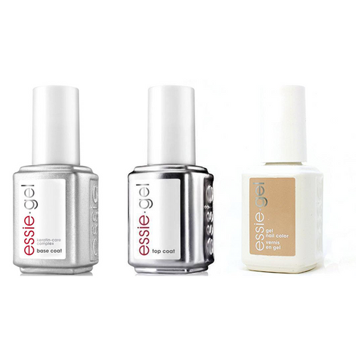 Essie Combo - Gel, Base & - Rainwear Don't Care 0.5 oz - #1611G