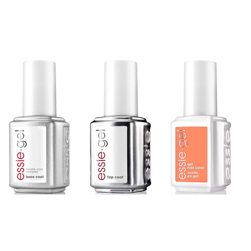 Essie Combo - Gel, Base & - Souq Up The Sun 0.5 oz - #1622G