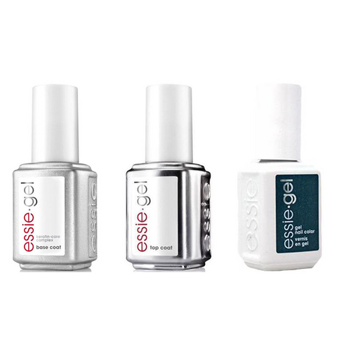 Essie Combo - Gel, Base & - Under Wraps 0.5 oz - #1596G