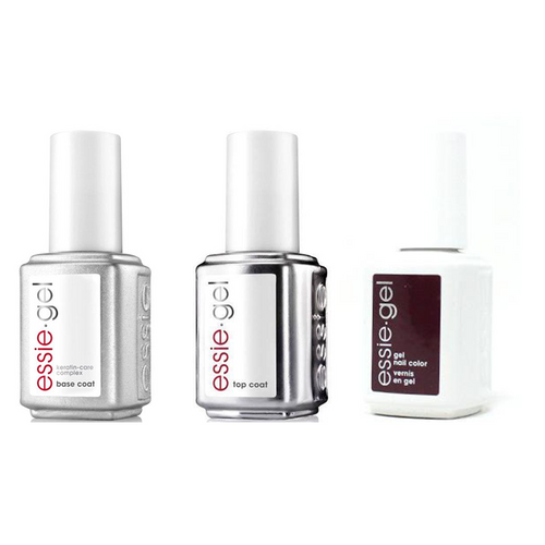 Essie Combo - Gel, Base & - Without Reservations 0.5 oz - #275G