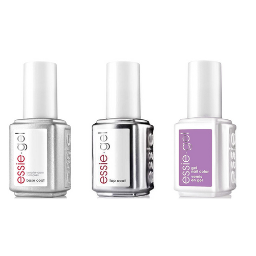 Essie Combo - Gel, Base & - Worth The Tassel 0.5 oz - #1618G