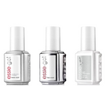 Essie Combo - Gel, Base & Go With The Flowy 0.5 oz - #1004G