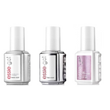 Essie Combo - Gel, Base & S'il Vous Play Hero 0.5 oz - #1056