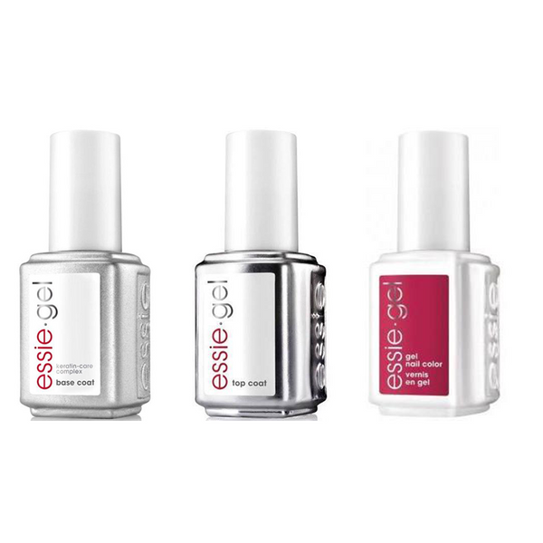 Essie Combo - Gel, Base & Shall We Chalet 943G