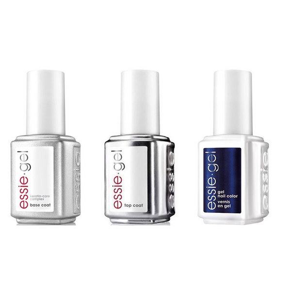 Essie Combo - Gel, Base & Slipdress 5023