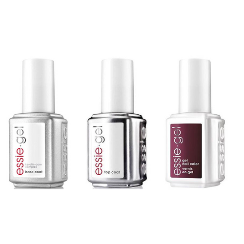 Essie Combo - Gel, Base & Sole Mate 522G