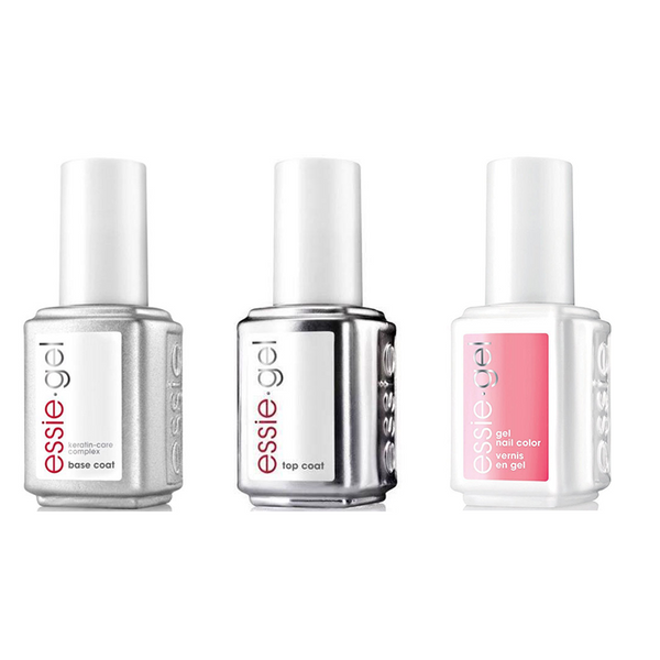 Essie Combo - Gel, Base & Sweeten The Deal 5042