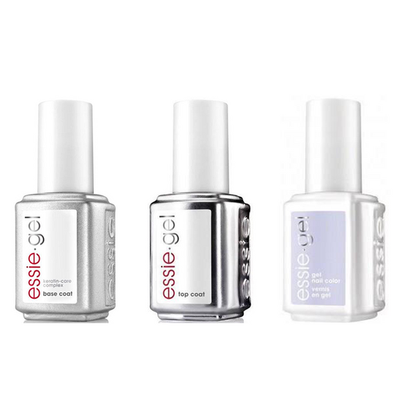 Essie Combo - Gel, Base & Virgin Snow 940G