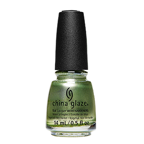 China Glaze - Famous Fir Sure 0.5 oz - #84915