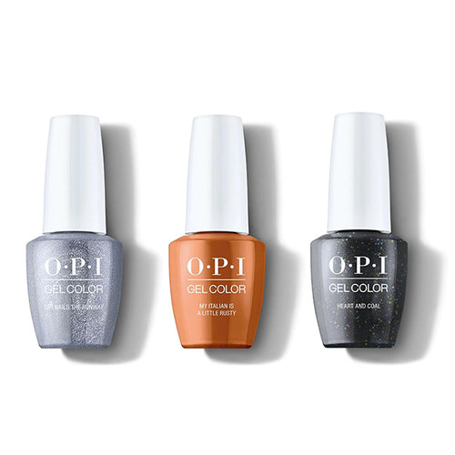 Gel Set - OPI Trio 3