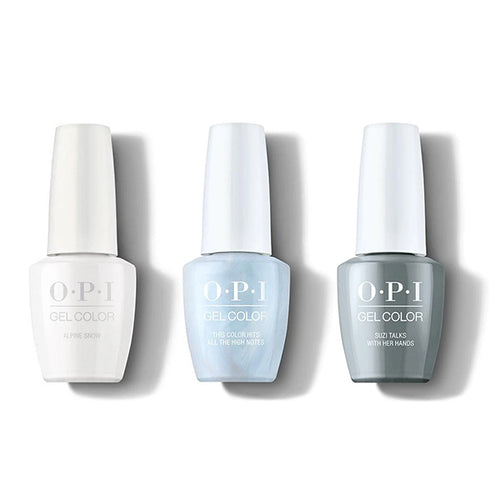 Gel Set - OPI Winter