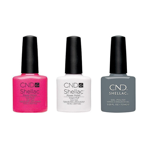Gel Set - Shellac Trio 2
