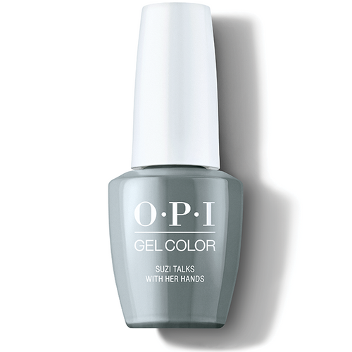 OPI GelColor - Suzi Talks With Her Hands 0.5 oz - #GCMI07
