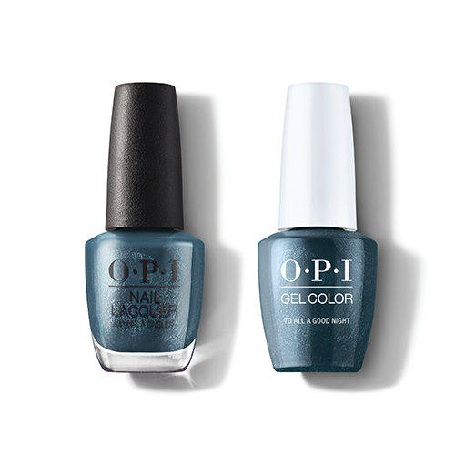 OPI - Gel & Lacquer Combo - To All A Good Night
