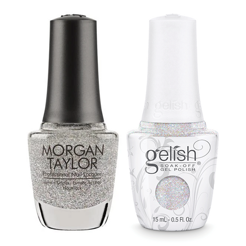 Gelish & Morgan Taylor Combo - Fame Game