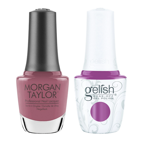 Gelish & Morgan Taylor Combo - Going Vogue