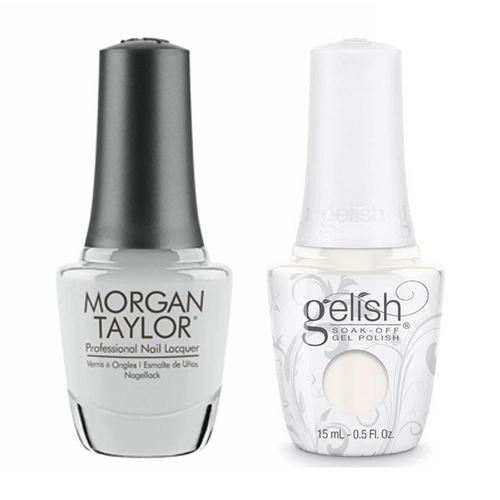 Gelish & Morgan Taylor Combo - Heaven Sent