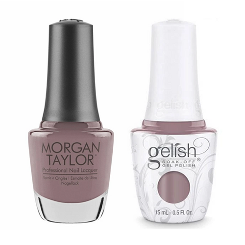 Gelish & Morgan Taylor Combo - I Or-chid You Not