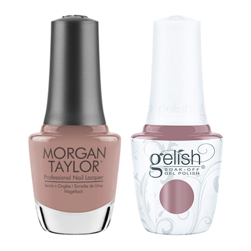 Gelish & Morgan Taylor Combo - I Speak Chic