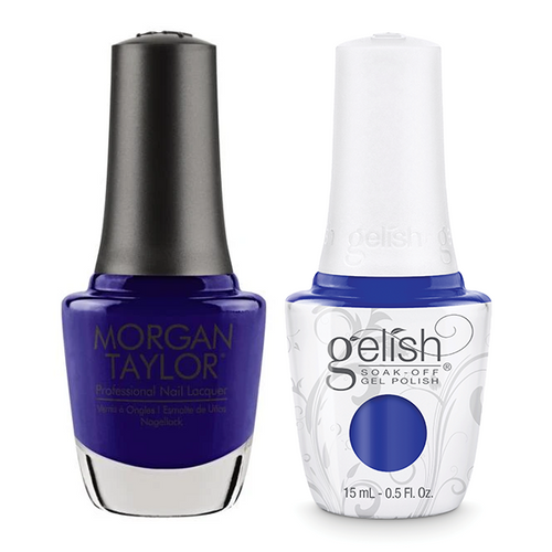 Gelish & Morgan Taylor Combo - Making Waves