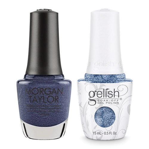 Gelish & Morgan Taylor Combo - Rhythm And Blues
