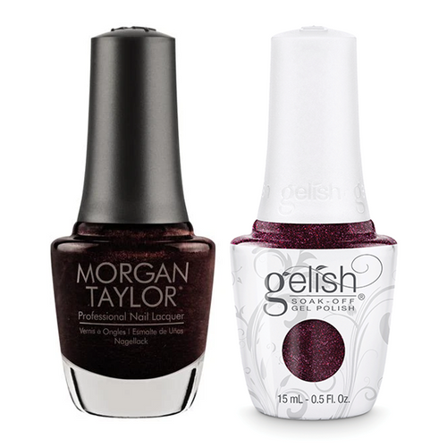 Gelish & Morgan Taylor Combo - Seal The Deal