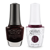 Gelish & Morgan Taylor Combo - Be My Sugarplum