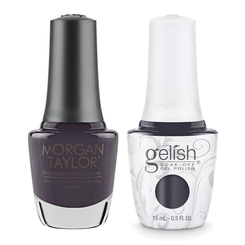 Gelish & Morgan Taylor Combo - Sweater Weather