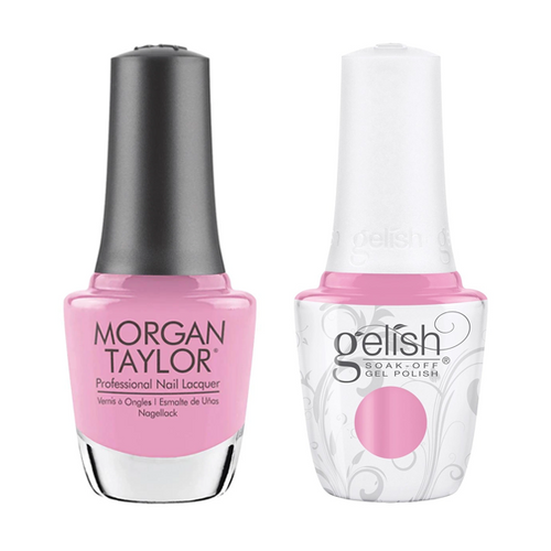 Gelish & Morgan Taylor Combo - Tutus & Tights