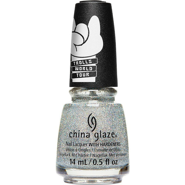 China Glaze - Glitter-iffic 0.5 oz - #84827