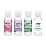 NCLA - Hands Clean Moisturizing Hand Sanitizer Combo - Eucalyptus 3-Pack