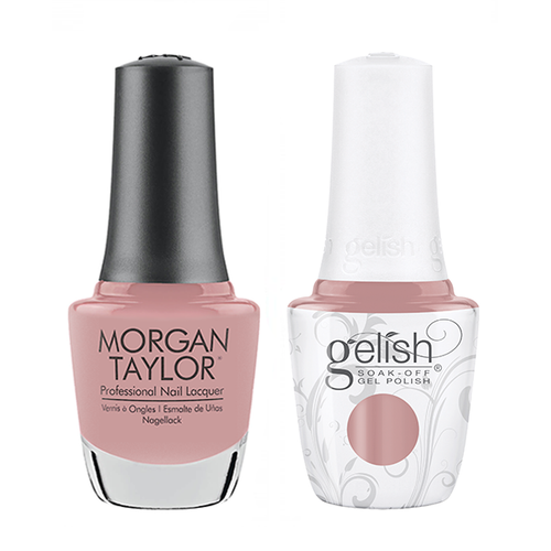 Gelish & Morgan Taylor Combo - Keep It Simple