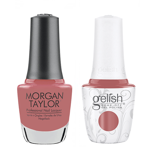 Gelish & Morgan Taylor Combo - Be Free
