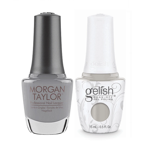 Gelish & Morgan Taylor Combo - Cashmere Kind Of Gal