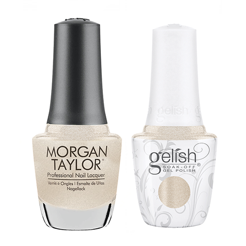 Gelish & Morgan Taylor Combo - Dancin' in the Sunlight
