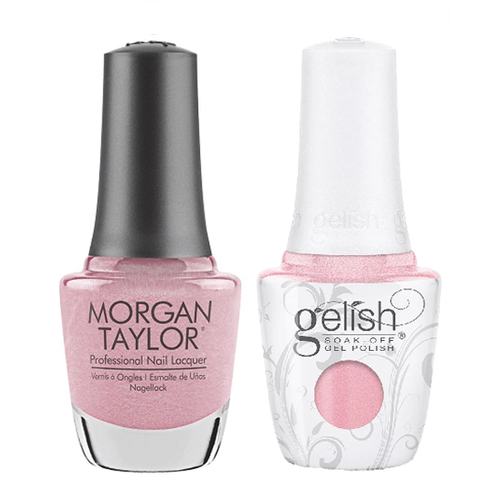 Gelish & Morgan Taylor Combo - Follow The Petals