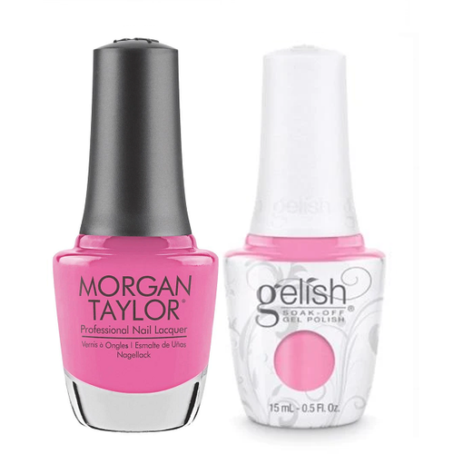 Gelish & Morgan Taylor Combo - Go Girl