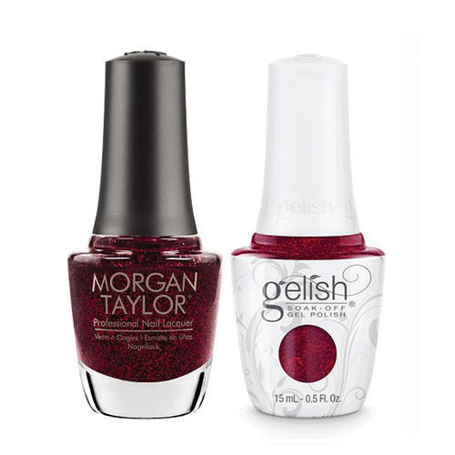 Gelish & Morgan Taylor Combo - Good Gossip