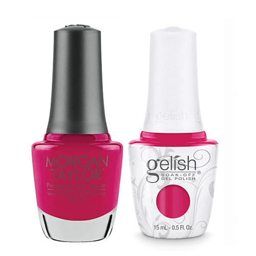 Gelish & Morgan Taylor Combo - Gossip Girl