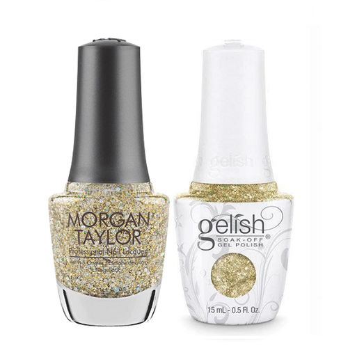 Gelish & Morgan Taylor Combo - Grand Jewels