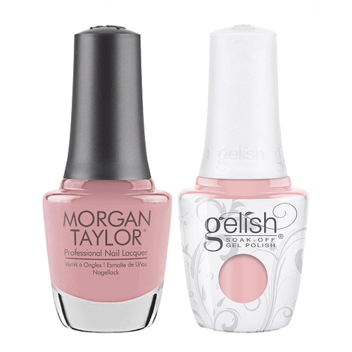 Gelish & Morgan Taylor Combo - I Feel Flower-ful