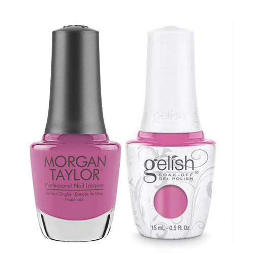 Gelish & Morgan Taylor Combo - It's A Lily