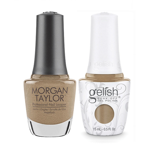 Gelish & Morgan Taylor Combo - Taupe Model