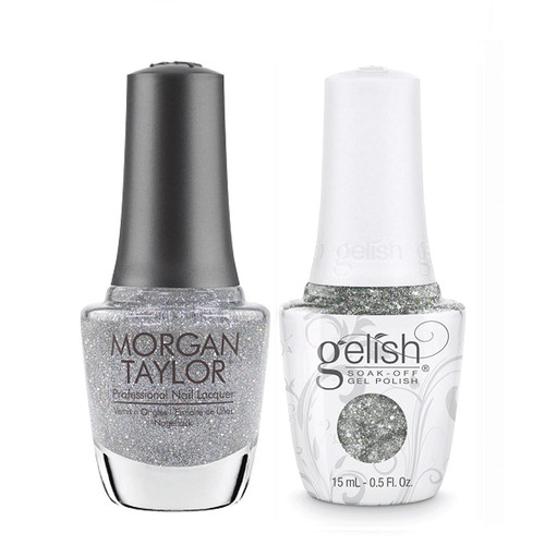 Gelish & Morgan Taylor Combo - Water Field