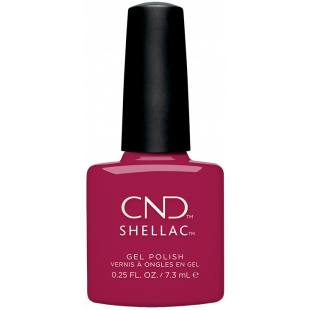 CND - Shellac How Merlot (0.25 oz)