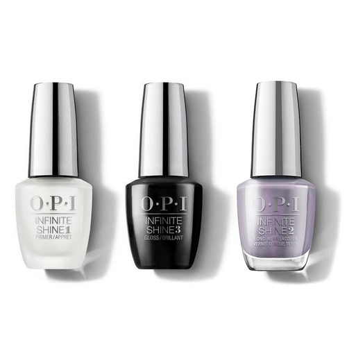 OPI - Infinite Shine Combo - Base, Top & Addio Bad Nails, Ciao Great Nails - #ISLMI10