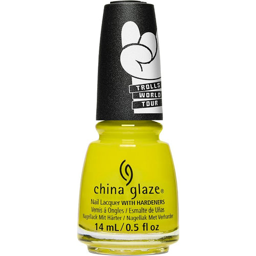 China Glaze - It's All Techno 0.5 oz - #84828